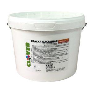 Краска ВД-АК ProfAcryl 121 фасадная белая ведро 15 кг